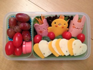 A kawaii lunch!